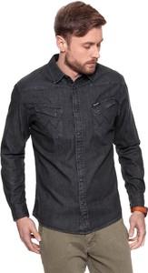 Czarna koszula Wrangler