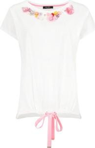 Bluzka Mytwin Twinset z krótkim rękawem