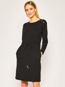 Sukienka Pennyblack prosta z długim rękawem w stylu casual