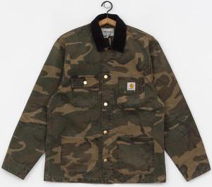 Kurtka Carhartt WIP z bawełny w militarnym stylu