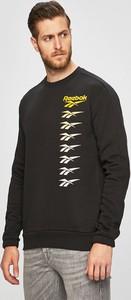 Czarna bluza Reebok Classic