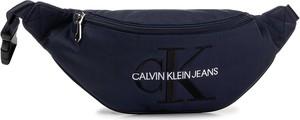 Granatowa torba Calvin Klein