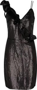 Sukienka Silvian Heach kopertowa z dekoltem w kształcie litery v