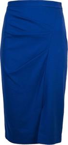 Spódnica ubierzsie.com z tkaniny midi