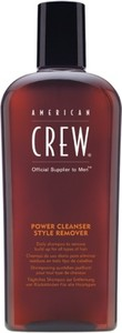 American Crew Power Cleanser Style Remover - szampon oczyszczający 250ml - Wysyłka w 24H!