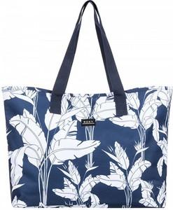 Niebieska torebka Roxy w wakacyjnym stylu