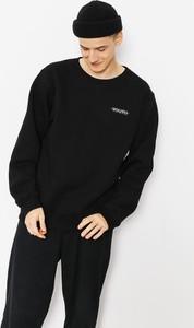 Czarna bluza Youth Skateboards z bawełny