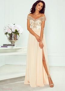 Różowa sukienka Paris z dekoltem w kształcie litery v z krótkim rękawem gorsetowa