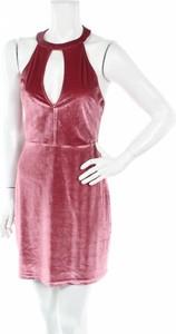 Różowa sukienka Love&other Things mini