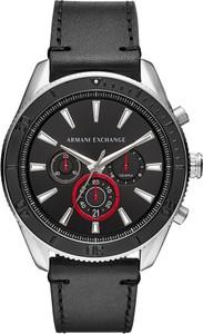 Armani Jeans Zegarek ARMANI EXCHANGE - AX1817 Black/Silver