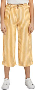 Spodnie Tom Tailor z lnu