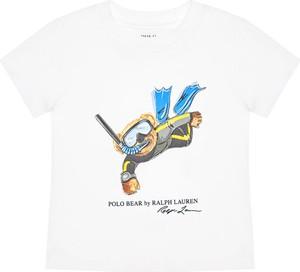 Bluzka dziecięca POLO RALPH LAUREN z krótkim rękawem dla chłopców