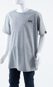 Koszulka dziecięca Alpha Industries z krótkim rękawem z bawełny dla chłopców