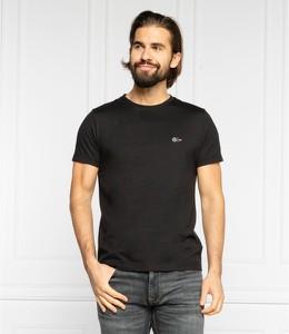 T-shirt Tommy Tailored z bawełny z krótkim rękawem