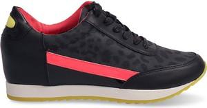 Buty sportowe gemre z płaską podeszwą