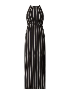 Sukienka Tom Tailor Denim bez rękawów asymetryczna z dekoltem w kształcie litery v