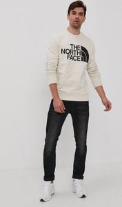 Bluza The North Face w sportowym stylu z dzianiny