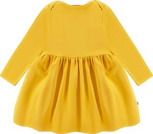 Sukienka dziewczęca Tuszyte z bawełny