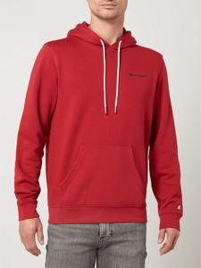 Czerwony sweter Champion z bawełny