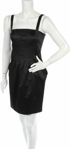 Czarna sukienka Margit Brandt