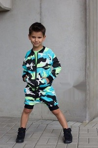 Bluza dziecięca Chillout Kid z dzianiny