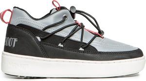 Buty dziecięce zimowe Moon Boot w sportowym stylu