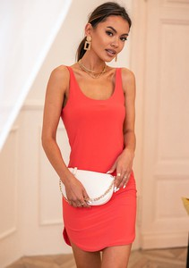 Sukienka Latika w stylu casual dopasowana mini