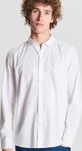 95a4c8823 Białe koszule męskie Cropp, kolekcja lato 2019
