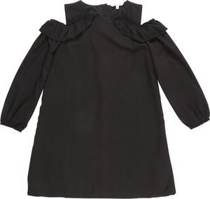 Czarna sukienka dziewczęca Review For Teens