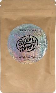 Bielenda Body Boom, peeling kawowy do ciała, Aktywny Węgiel, 100g
