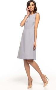 Sukienka Tessita z okrągłym dekoltem bez rękawów