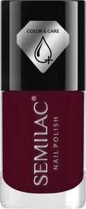 C785 Lakier do paznokci z odżywką Semilac Color&Care 7ml