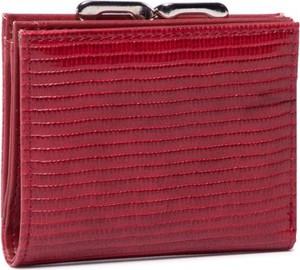 Czerwony portfel Acccessories