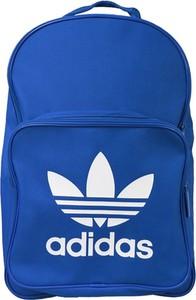 cd8f846153db4 plecak adidas niebieski - stylowo i modnie z Allani