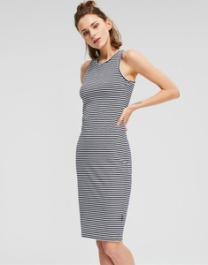 Sukienka Diverse bez rękawów mini w stylu casual