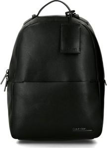 Czarna torba Calvin Klein ze skóry