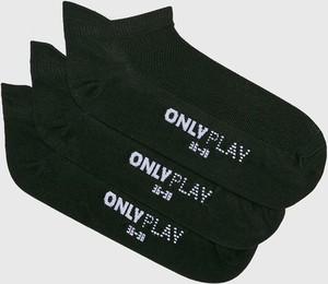 Czarne skarpetki Only Play