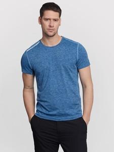T-shirt Vistula w stylu casual z krótkim rękawem