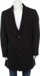 Czarny płaszcz męski New Look
