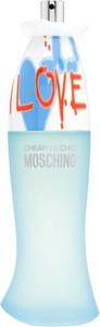 Moschino I Love Love woda toaletowa 100 ml TESTER