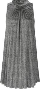 Sukienka Guess bez rękawów trapezowa mini