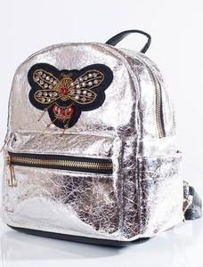 Srebrny plecak Małami