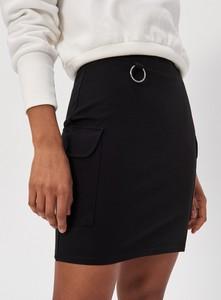 Czarna spódnica House mini