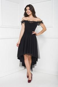 Czarna sukienka Marcelini