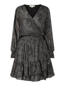 Sukienka Michael Kors w stylu casual mini z długim rękawem