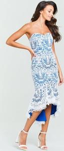 Sukienka Michelle Keegan midi