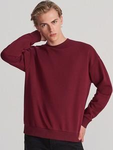 Czerwone swetry i bluzy męskie Reserved, kolekcja jesień 2019