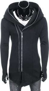 Czarna bluza edoti