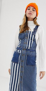 Sukienka Noisy May Petite z jeansu