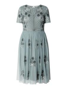 Sukienka Lace & Beads z tiulu